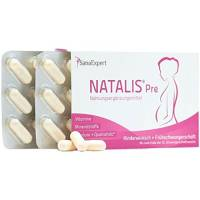 SanaExpert Natalis Pre, dal concepimento alle prime 12 settimane di gravidanza, 30 capsule di acido folico