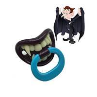 Deanyi Ciucci divertente di Halloween Vampiro del bambino ciucci moda divertente bambino manichino manichini Ciuccio Prank Dummy Teether capezzoli Prodotto per bambini