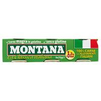 Montana Carne Magra in Gelatina - Confezione da 3 x 70 gr - Totale: 210 gr