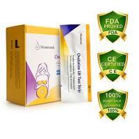 Mommood 50 Test di ovulazione ultrasensibili & 20 Test di Gravidanza ultrasensibili (50 LH + 20 HCG) + 70 × Tazza di urina