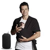 Bizcasa Fascia porta bebè, Porta Bebè, Bebè Baby Sling Wrap portabebè, Marsupio Neonato Porta Bambino, Imbracature Soffici Per Bambini per neonati e bambini fino a 16 kg