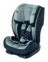 Foppapedretti Re-Klino Seggiolino Auto Senza Isofix, Grigio, Gruppo 1/2/3 (9 -36kg), per Bambini da 9 mesi fino a 12 Anni