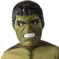 Rubie's 39215NS Marvel Avengers Hulk Deluxe Maschera accessorio per costume da bambino, taglia unica