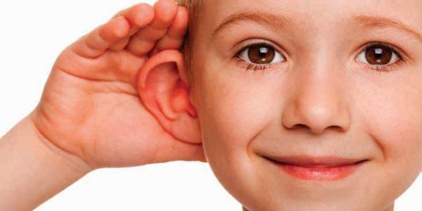 udito bambino